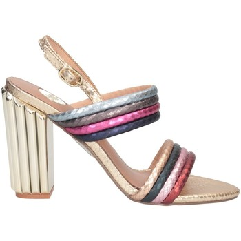 Schuhe Damen Sandalen / Sandaletten Exé Shoes Exe' MONA-940 Sandalen Frau MEHRFARBIG MEHRFARBIG