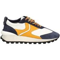 Schuhe Herren Sneaker Low Voile Blanche QWARK02PE21 niedrig Harren INDIGO-WEISS INDIGO-WEISS