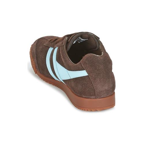 Gola HARRIER Braun / Blau  Schuhe Sneaker Low  84,99