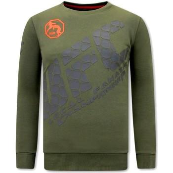 Kleidung Herren Sweatshirts Local Fanatic UFC Grün