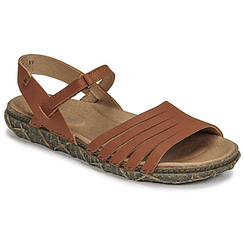 Schuhe Damen Sandalen / Sandaletten El Naturalista SOFT Braun