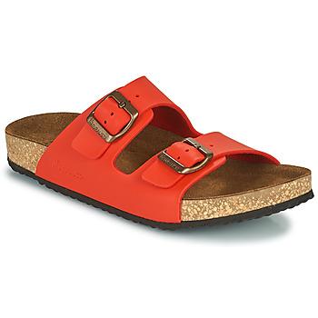 Schuhe Damen Sandalen / Sandaletten El Naturalista VEGANO Rot