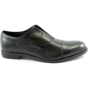 Schuhe Herren Derby-Schuhe Franco Fedele FED-E21-6251-NE Nero