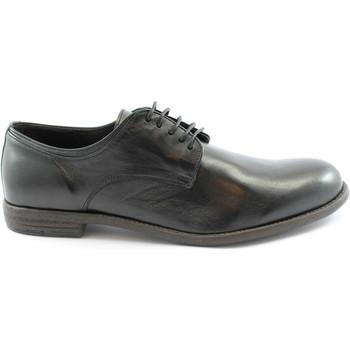 Schuhe Herren Richelieu Franco Fedele FED-E21-6255-NE Nero