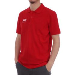 Kleidung Herren Polohemden Hungaria H-16TOMYD000 Rot