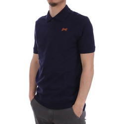 Kleidung Herren Polohemden Hungaria H-15TLU0D000 Blau