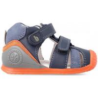 Schuhe Kinder Sandalen / Sandaletten Biomecanics 212143 Blau