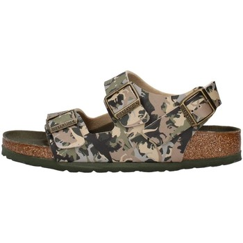 Schuhe Jungen Sandalen / Sandaletten Birkenstock 1012706 BRAUN