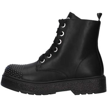 Schuhe Mädchen Boots Café Noir C-800 SCHWARZ