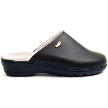 Schuhe Damen Hausschuhe D´kel 70458 BLUE