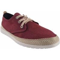 Schuhe Herren Multisportschuhe Calzamur 35 Granat Rot