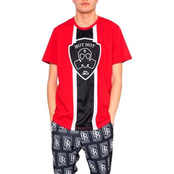 Kleidung Herren T-Shirts But Not U9124-278 Rosso