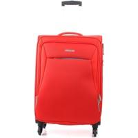 Taschen flexibler Koffer American Tourister 39G000908 ROT