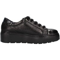 Schuhe Damen Sneaker Low CallagHan 14906 SCHWARZ