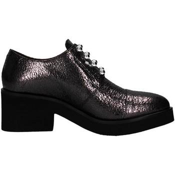 Schuhe Damen Derby-Schuhe Apepazza STN01 SCHWARZ