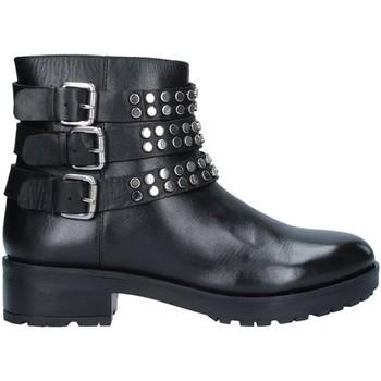 Schuhe Damen Low Boots Apepazza BST10 SCHWARZ