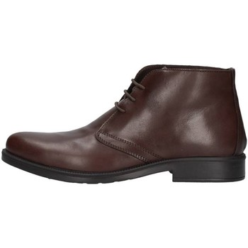 Schuhe Herren Boots Enval 2220211 BRAUN