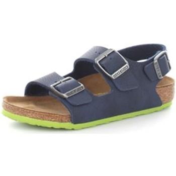 Schuhe Jungen Sandalen / Sandaletten Birkenstock 035203 BLAU