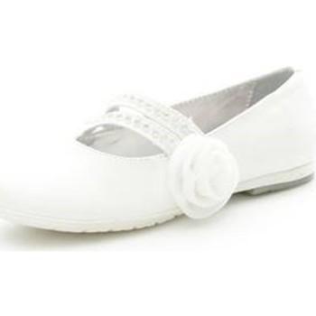 Schuhe Mädchen Ballerinas Asso 39049 WEISS