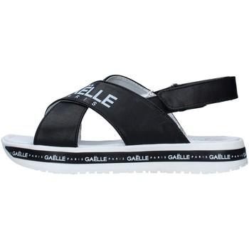 Schuhe Damen Sandalen / Sandaletten GaËlle Paris G-821 SCHWARZ