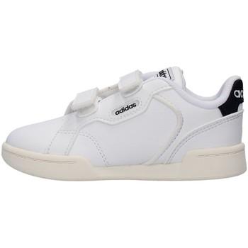 Taschen Jungen Sneaker Low adidas Originals FY9284 WEISS