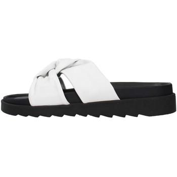 Schuhe Damen Pantoffel Apepazza S1SOFTWLK01/LEA WEISS