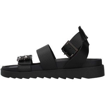 Schuhe Damen Sandalen / Sandaletten Apepazza S1SOFTWLK05/LEA SCHWARZ