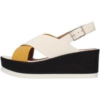 Schuhe Damen Sandalen / Sandaletten Tres Jolie 2801/JIL/MS GELB