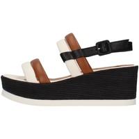 Schuhe Damen Sandalen / Sandaletten Tres Jolie 2056/JIL/MS WEISS