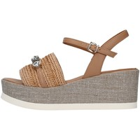 Schuhe Damen Sandalen / Sandaletten Tres Jolie 2093/JIL/MS GRAU