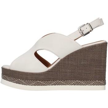 Schuhe Damen Sandalen / Sandaletten Tres Jolie 1937/VALE/MSL WEISS