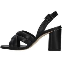 Schuhe Damen Sandalen / Sandaletten Tres Jolie 2069/ELDA SCHWARZ