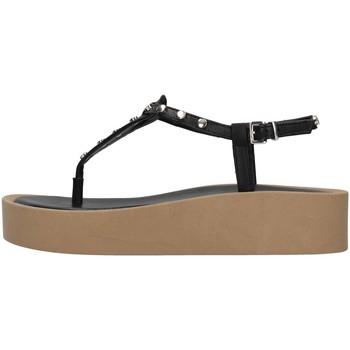 Schuhe Damen Sandalen / Sandaletten Tres Jolie 2071/ALOE SCHWARZ