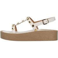 Schuhe Damen Sandalen / Sandaletten Tres Jolie 2080/ALOE WEISS