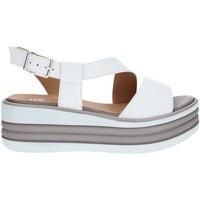 Schuhe Damen Sandalen / Sandaletten Tres Jolie 1998/FOX WEISS