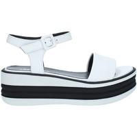 Schuhe Damen Sandalen / Sandaletten Tres Jolie 2662/FOX WEISS
