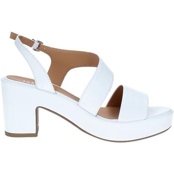 Schuhe Damen Sandalen / Sandaletten Tres Jolie 2661/G60 WEISS