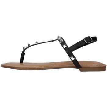 Schuhe Damen Sandalen / Sandaletten Steve Madden GYPSY SCHWARZ