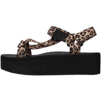 Schuhe Damen Sandalen / Sandaletten Windsor Smith POPPED BRAUN