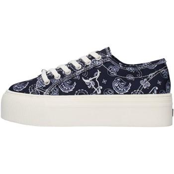 Schuhe Damen Sneaker Low Windsor Smith RUBY NAVY BLAU