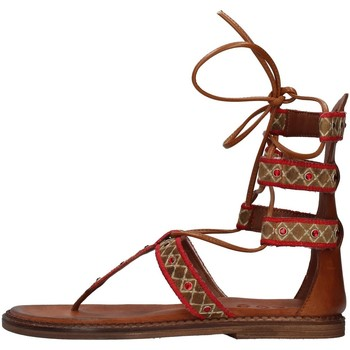 Schuhe Damen Sandalen / Sandaletten Zoe INCAS05 ROT