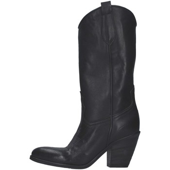 Schuhe Damen Low Boots Zoe FLORIDA07 SCHWARZ