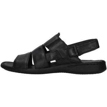 Schuhe Herren Sandalen / Sandaletten Enval 7222100 SCHWARZ