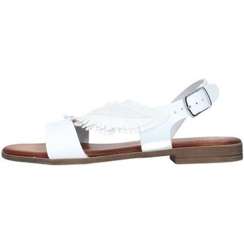 Schuhe Damen Sandalen / Sandaletten IgI&CO 7176011 WEISS