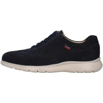 Schuhe Herren Sneaker Low CallagHan 19302 BLAU