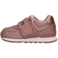 Schuhe Mädchen Sneaker Low New Balance IV574KA GOLD