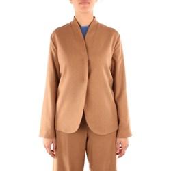 Kleidung Damen Jacken / Blazers Niu' AW20319T48 BEIGE