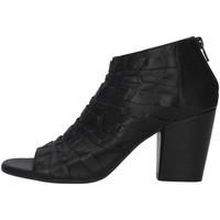 Schuhe Damen Low Boots Bueno Shoes 20WQ2900 SCHWARZ