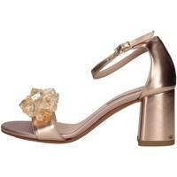 Schuhe Damen Sandalen / Sandaletten Albano 4016 ROT