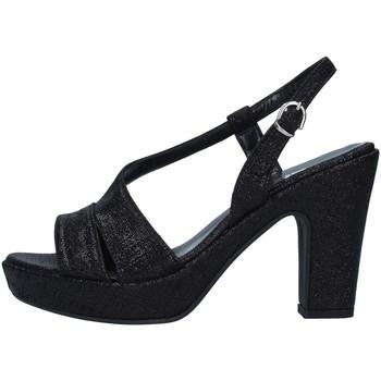 Schuhe Damen Sandalen / Sandaletten Tres Jolie 2815/MARA SCHWARZ